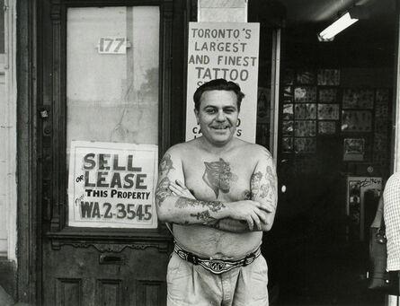 Lutz Dille, 'Toronto', 1964