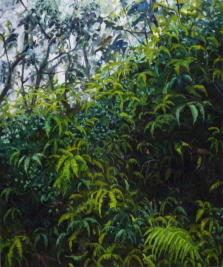 Claire Sherman, 'Ferns', 2018
