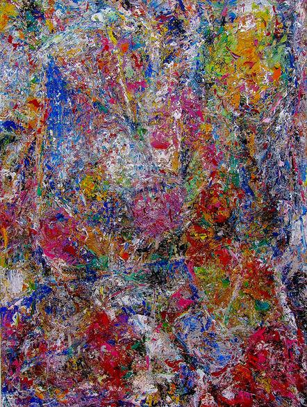Frédéric Choisel, 'Pluie sur les Fleurs ', 2015