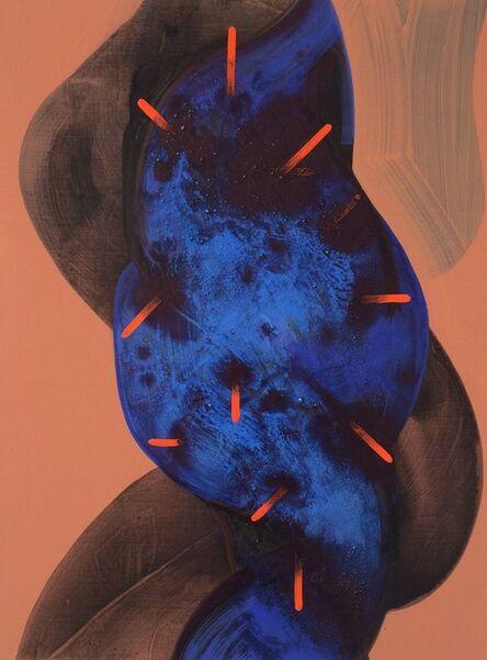 Ian Hughes, 'Saint (Twisted Figure)', 2016