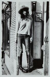 Gerard Malanga, 'Patti Smith Tomboy', 1971