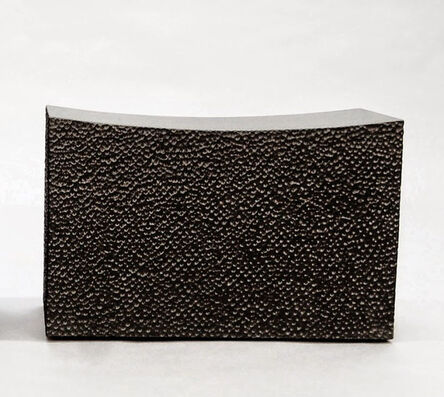 John Eric Byers, 'Block Bench', 2015