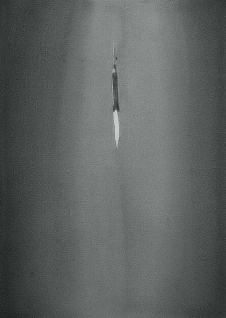 Radenko Milak, 'Progressive stages in ascent of unsucessful junipiter C rocket carrying explorer II in its nose', 2019