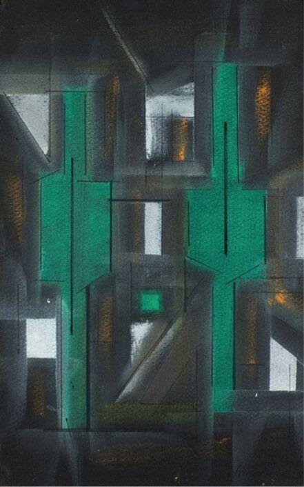 Carmelo Arden Quin, 'Passerelle', 1954