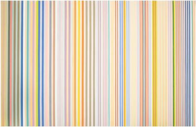 Gene Davis, 'Hive', 1969