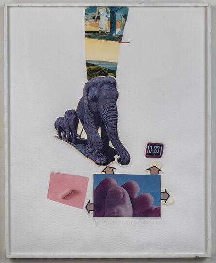 Robert Rauschenberg, 'Horsefeathers Thirteen - XV', 1972
