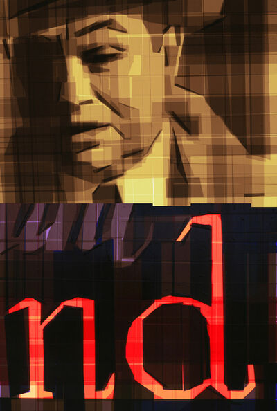 Mark Khaisman, 'Tape Noir 65 / 66', 2012