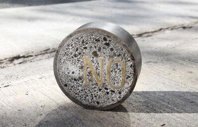 Jessica Briceño Cisneros, 'NO / SI ', 2020