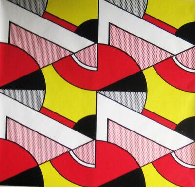 Roy Lichtenstein, 'Wrapping Paper', 1968