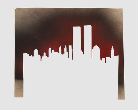 Jane Bauman, 'Skyline', 1981