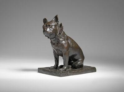 Edouard Marcel Sandoz, '38. Dominique', A French Bulldog', 1907