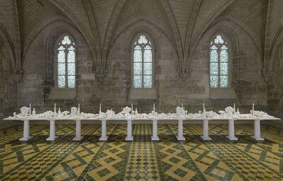 Yonetani Ken + Julia, 'The Last Supper', 2014