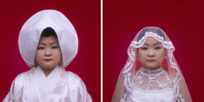 Tomoko Sawada, 'Bride (28 + 30)', 2007