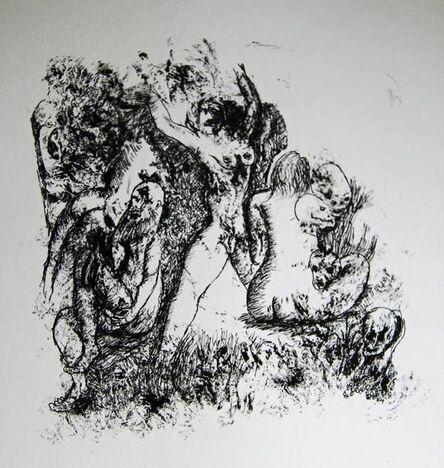 Tasaduq Sohail, 'Untitled', Undated