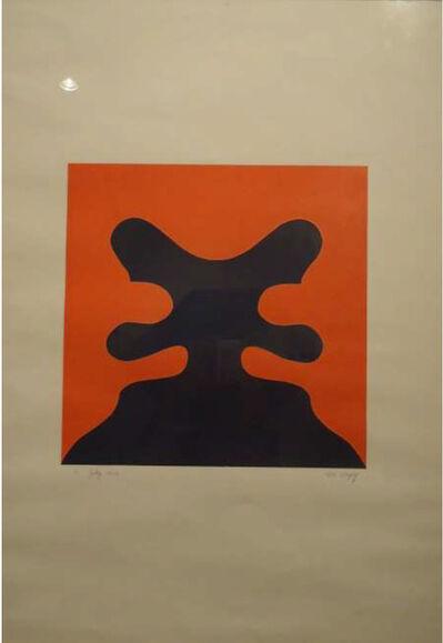 Marcia Hafif, 'July', 1966