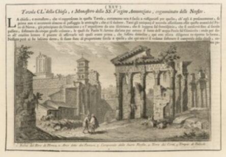 Giuseppe Vasi, 'Ruine del Foro di Nerva...', 1747-1801