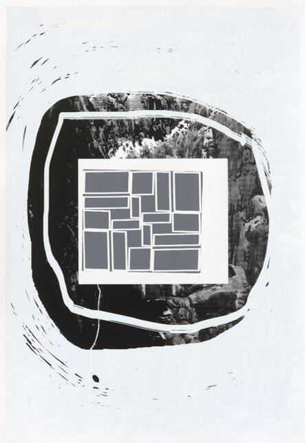 Fiona Macdonald, 'Metaschema (Black on White) ', 2014
