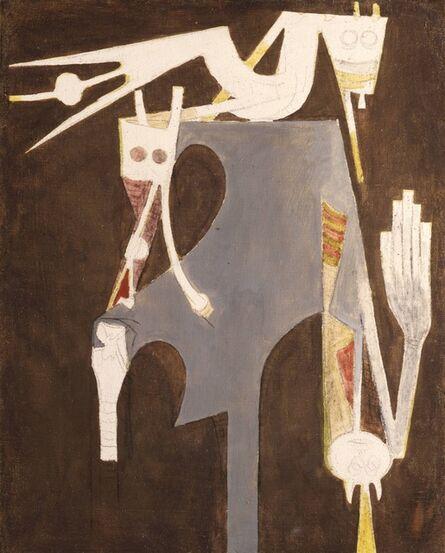 Wifredo Lam, 'Sans titre', 1967