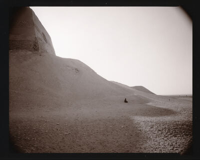 Linda Connor, 'In the Shadow of the Pyramid, Egypt', 1989