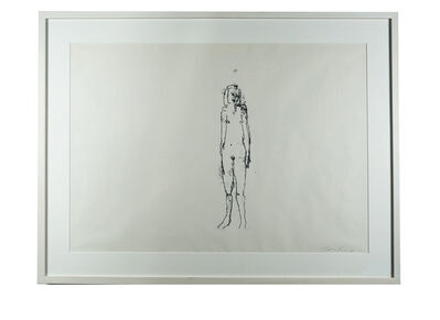 Tracey Emin, 'When I Think about Sex ', 2005