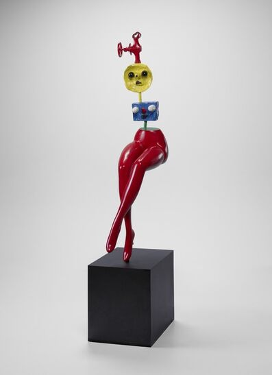Joan Miró, 'Jeune Fille s'échappant (Girl Escaping)', 1968