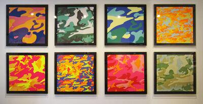 Andy Warhol, 'Camouflage (Portfolio of 8)', 1987