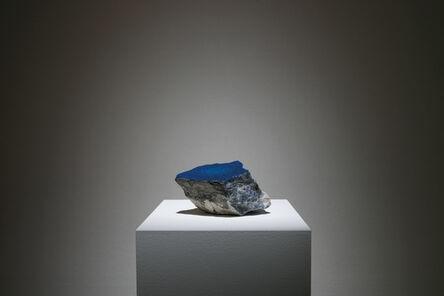 Makoto Ofune, 'Reflection field - Sodalite', 2017