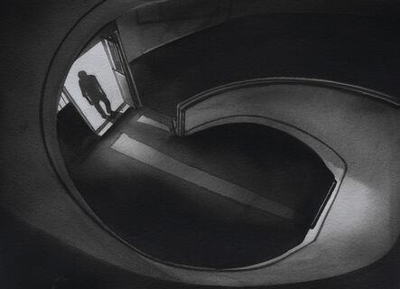 Radenko Milak, 'Entrance', 2020