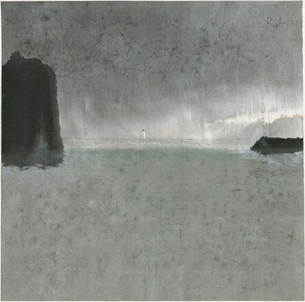 Lin Yusi, 'Thin strip of sky', 2014