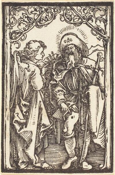 Albrecht Dürer, 'Saint Roch', ca. 1500