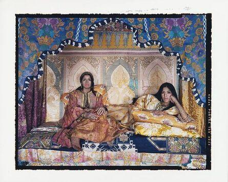 Lalla Essaydi, 'Harem Revisited #51', 2012
