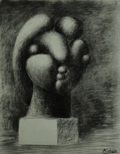 Pablo Picasso, 'Sculpture d'une tête (Marie-Thérèse) (Sculpture of a Head, Marie-Thérèse)', 1932