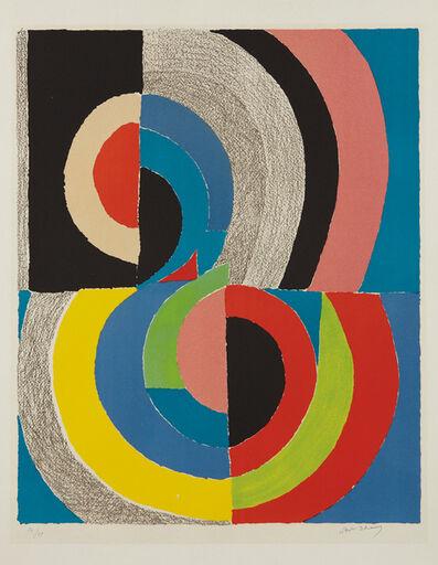 Sonia Delaunay, 'Plougastel', 1970