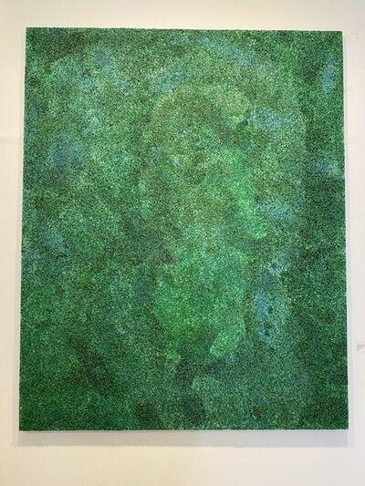 Nathan Slate Joseph, 'Essential Green 2', 2020