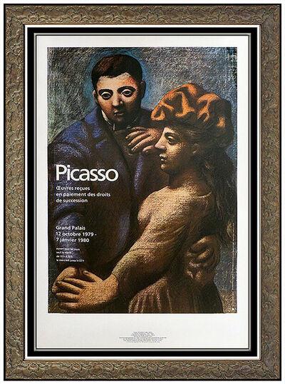 Pablo Picasso, 'La Danse Villageoise', 1980