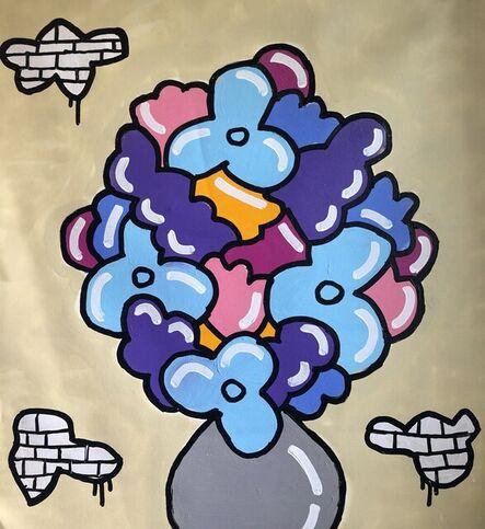 Mendel, 'Bouquet Season 3 (Beige)', 2021
