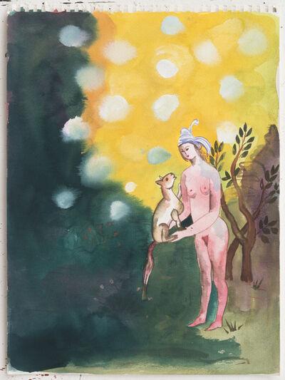 Nicky Nodjoumi, 'Beauty in Paradise ', 2015