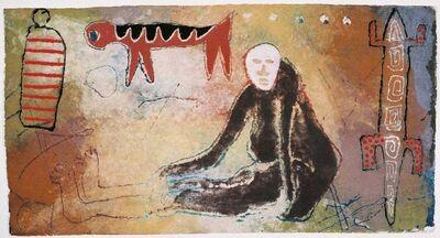 Durant Sihlali, 'The initiate', 2003