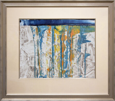 Robert Freimark, 'Weeping Wall-Pahua', 1990