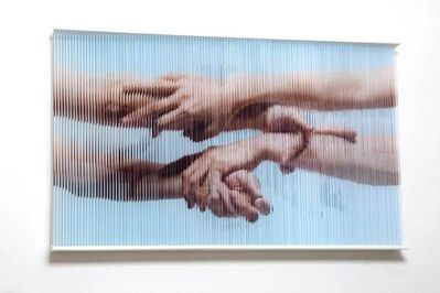 Sung Chul Hong, 'String Hands 0635', 2016