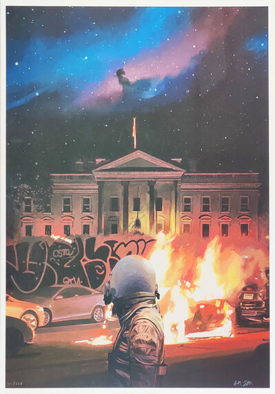 Scott Listfield, 'White House', 2020
