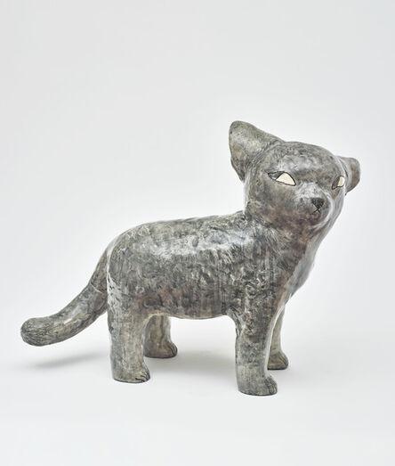 Clémentine de Chabaneix, 'Big gray cat', 2020