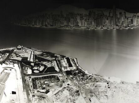Shi Guorui 史国瑞, 'To see Hong Kong Island from Kowloon 19-20 July 2016', 2016