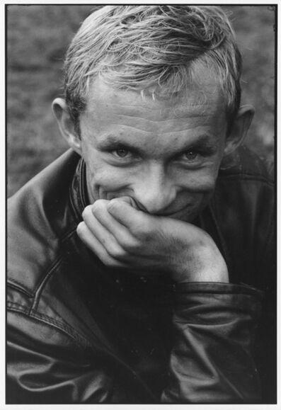 Danny Lyon, 'Frank Jenner, La Porte, Indiana, The Bikeriders Portfolio', 1964