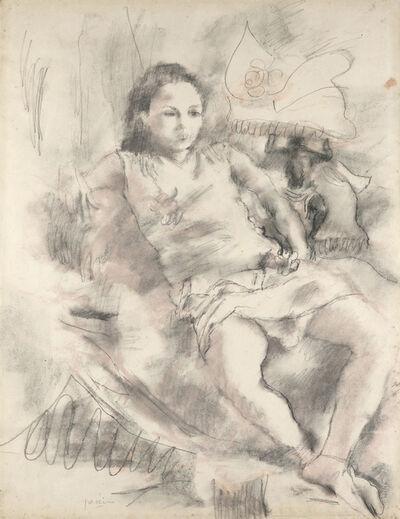 Jules Pascin, 'Simone', 1928