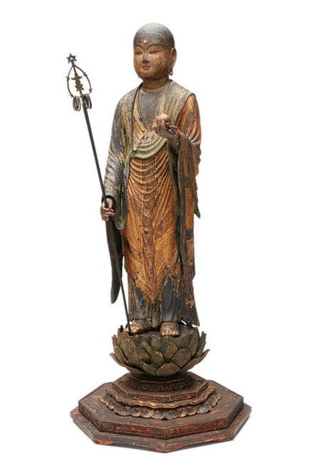 Zen'en, 'Jizō Bosatsu', ca. 1225–26