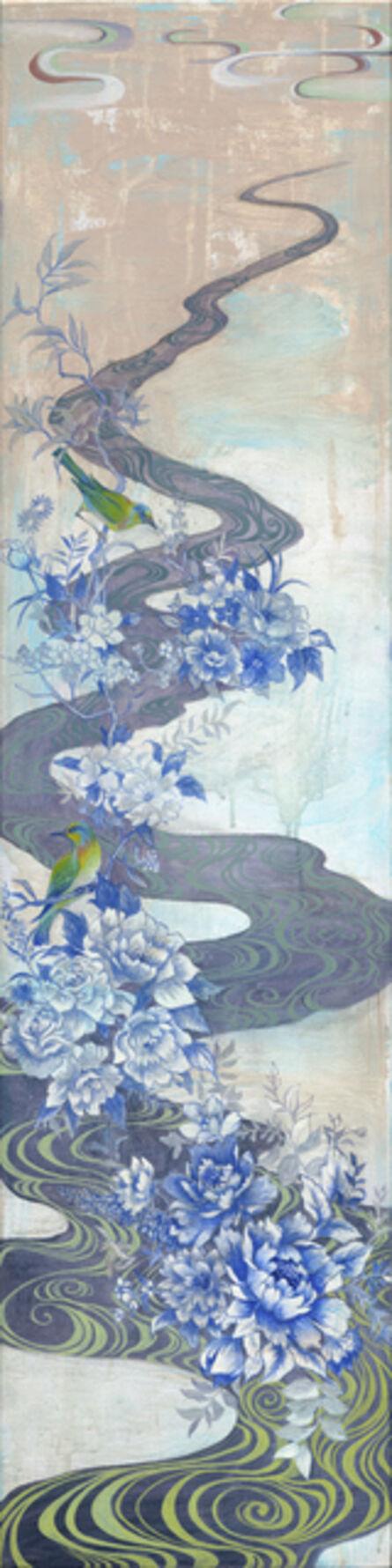 Pei-Cheng Hsu 許旆誠, '逝水茹花', 2020
