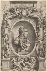 Enea Vico, 'Giovanni de' Medici', 1550