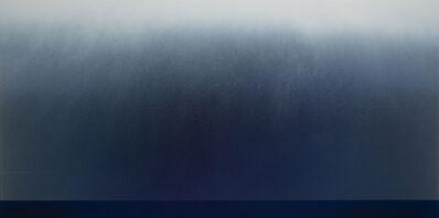 Miya Ando, 'Indigo Fog', 2020