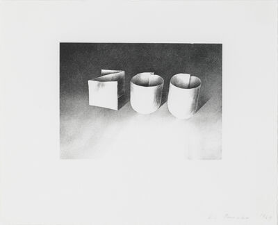 Ed Ruscha, 'Zoo', 1969